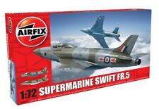 Brand New Airfix 1:72nd Scale Supermarine Swift FR.5 Model Kit.