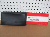 2006 Dodge Caravan Owners Manual Set          FREE SHIPPING