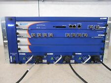 JUNIPER NETWORKS NETSCREEN 5400 NS-5400,WITH NS-5000-MGT3, NS-5000-8G2-G4