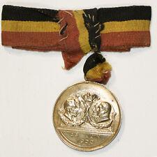 Médaille_Visite de S.A.R. le Prince Albert.-Morlanwelz-Chapelle_28-06-1903