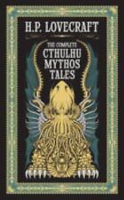 Complete Cthulhu Mythos Tales (Barnes & Noble Omnibus Leatherbound Classics) (Ba