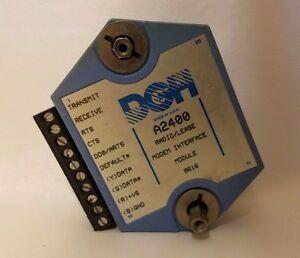 DGH A2400 Radio/Lease RS-232/RS-485 Converter Modem Interface Module
