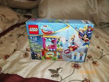 LEGOS DC SUPER HERO GIRLS HARLEY QUINN TO THE RESCUE # 41231  217 PIECES