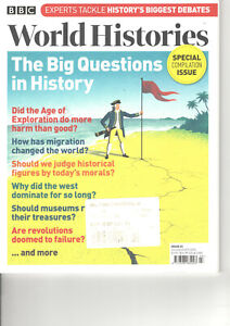 BBC World Histories UK Issue 23 July/August 2020 Big Questions Special
