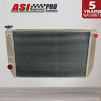 ASI 3Cores Aluminum Radiator FOR Ford Falcon V8 6cyl XC XD XE XF AT/MT AU