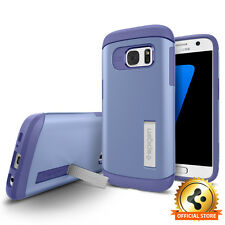 [Spigen Outlet] Samsung Galaxy S7 [Slim Armor] Violet Shockproof Slim Case