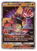 Pokemon TCG Buzzwole GX SM69 Black Star Promo Sun & Moon Ultra Beast SKU#200