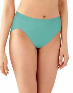 Bali 3-Pack Hi-Cut Panty Panties Underwear Comfort Revolution Microfiber Full