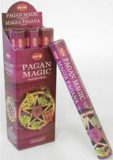 HEM 'Pagan Magic' Incense Sticks (pk 20) - Insence! (R86)