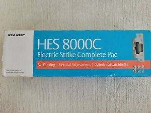 HES 8000c Electric Strike Complete Pac