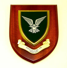 SELOUS SCOUTS RHODESIAN SF CLASSIC HAND MADE REGIMENTAL MESS PLAQUE