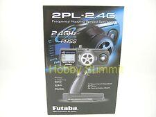 Futaba 2-Channel  2.4G  FHSS  2PL Radio Control System R/C Car Buggy Truck Boat