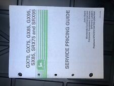 John Deere 990 Compact Utility Tractor Technical Manual Tm1848