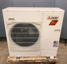 MITSUBISHI H2i HYPER HEAT PUZ-HA24NHA 24K BTU MINI-SPLIT HEAT PUMP OUTDOOR UNIT