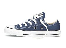 Converse Chuck Taylor All Star Junior Navy Textile Trainers 2 UK / 34 EU