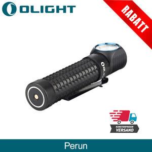 Olight Perun 2000 Lumen Wiederaufladbare LED Stirnlampe Taschenlampe Starklicht