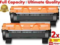 2x Toner Cartridge TN1070 TN-1070 for Brother DCP1510 HL1110 HL1210W MFC1810 AU