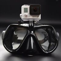 Professional Underwater Camera Diving Mask Swimming Goggles for GoPro Watersport