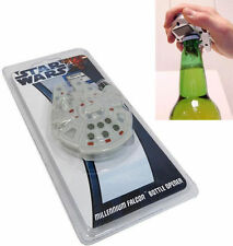 Star Wars Millennium Falcon Botella opener/fridge Imán Excelente Regalo