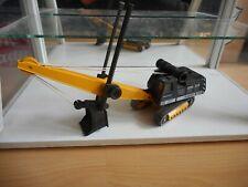 Siku Loffelbagger Crane M50H 309 Meyer & Co in Yellow/Black