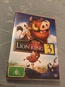 The Lion King 3 - Hakuna Matata (DVD, 2012)
