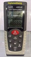 Digital Laser Range Finder Distance Meter Area Volume Tester 005 40meter Ldm 40