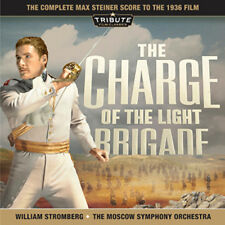 THE CHARGE OF THE LIGHT BRIGADE (2 CD) TFC SOUNDTRACK