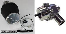 AUDI TT MK1 150//180 190bhp Pipercross Induzione Kit e rspec recirc valvola di scarico