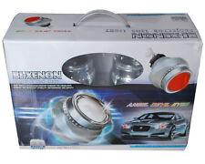 2.8 Inch G3 Bi-xenon Projector Lens HID Headlight Kit,Angel Eyes & H1,H4,H7,9006