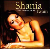 SHANIA TWAIN - WOMAN IN ME CD w/BONUS Trx COUNTRY *NEW*