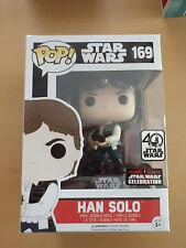 Funko POP! Star Wars Han Solo Orlando Star Wars Convention NEU/ungeöffnet!