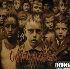 Untouchables - Korn CD EPIC