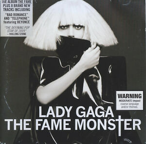 Lady Gaga - 2009 - The Fame Monster (2xCD)