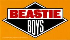 15995 Beastie Boys Hip Hop Rap Music Band 1990's Licensed to Ill Sticker / Decal