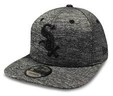Chicago White Sox Cap MLB New Era SportsJersey 9FIFTY Grey Snapback Cap Size S/M