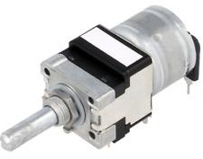 1 Pc. RK16812MG099 Rk16812mg Alps Motorpotentiometer Poti 100k Log. stereo