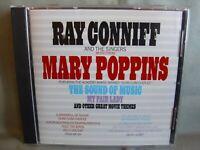 Ray Conniff- Mary Poppins/ Sound of Music ua.- SONY USA- WIE NEU