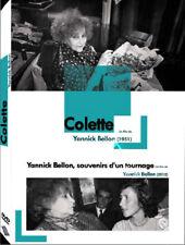 Colette NEW PAL Arthouse Classic Documentary DVD Yannick Bellon France
