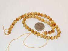 Honey Tiger's Eye 8mm Gemstone Beads (7784)