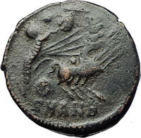 CONSTANTINE I the Great CHARIOT to GOD HAND in HEAVEN Ancient Roman Coin i70663