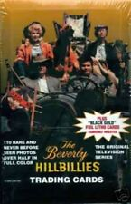 Beverly Hillbillies Trading Card Box