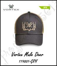 VORTEX Men's Mule Deer Cap Hat - 119001-GRY - Authorized Dealer