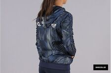 Adidas Originals AOP Colorado WindBreaker UK 12 Brand New Tags Jacket Women ....