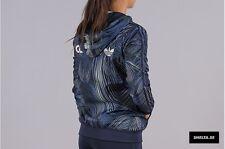 Adidas Originals AOP Colorado WindBreaker UK 10 Brand New With Tags Jacket Women