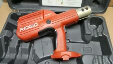 RIDGID 16948 CRIMP PRESS TOOL 100-B COMPACT TOOL ONLY W. CASE