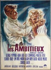 Affiche LES AMBITIEUX The Carpetbaggers CAROLL BAKER Alan Ladd 60x80cm *