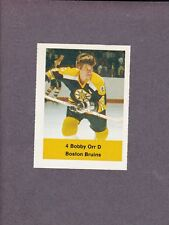 1974-75 Acme Loblaws Hockey Bobby Orr Boston Bruins