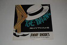 Toe-Tapping Rhythms - Jimmy Rhodes at the Piano and Organ - FAST SHIPPING!!!