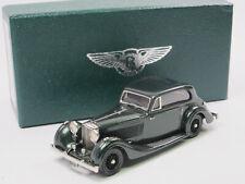 Lansdowne Models LDM 93x 1936 Bentley 4 1/4 Litre Barker FHC green  1:43 Limited