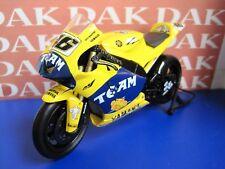 Die cast 1/12 Modellino Moto Yamaha YZR-M1 N 46 Valentino Rossi 2006 by Newray